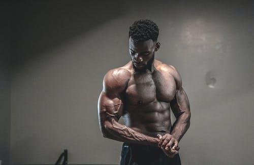 Definición muscular con la creatina